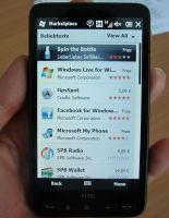 Marketplace ve My Phone: Uygulamalar ve servisler