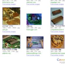 Google'dan Search Similar Images