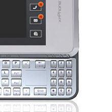 xpPhone'un arayüzü ortaya çıktı