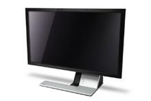 Acer S243HL: Kontrastı yüksek LED-TFT monitör