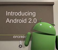 Android 2.0: İşte yeni fonksiyonlar
