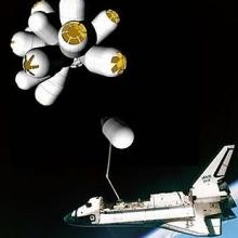 Uzayda bir garip otel!