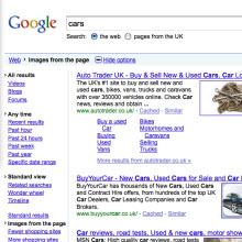 Google aramalarında yepyeni özellikler...