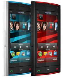 Nokia X6: Müzik cep telefonu çok yakında