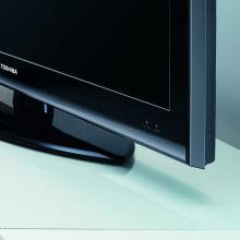 """TOSHIBA RV685 LCD TV """"Evdeki sinema keyfi"""""""
