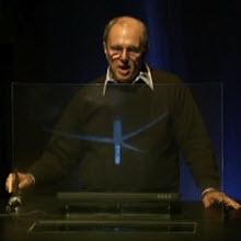 Microsoft'tan cam ekran ve geleceğin PC'si...