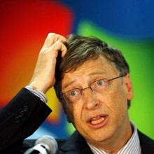 Bill Gates maaşlardan yana dertli