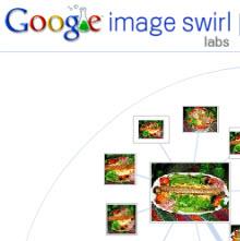 Google Image Swirl'i denemeye sundu