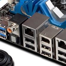 İkinci nesil PCI Express ve USB 3.0