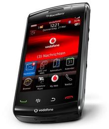 Blackberry Storm2 satışa sunuluyor