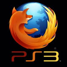 PlayStation 3 için Firefox!