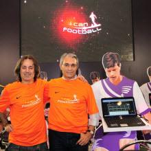 Turk Telekom işbirliğiyle futbol