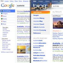 Google, Bing'e mi dönüşüyor?