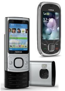 Nokia 6700 slide & 7230: İki UMTS cep