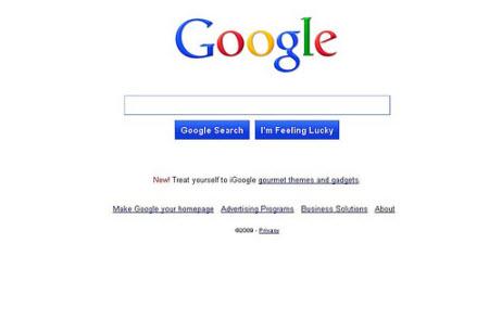 Google'ın yeni arayüzü yolda