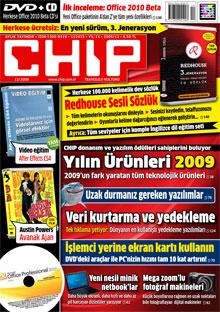 CHIP Aralık 2009