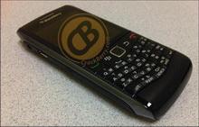 BlackBerry Pearl 9100: İlk resimler ve bilgiler