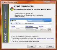 Avast tüm interneti zararlı ilan etti!