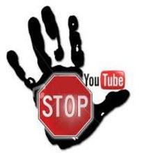 İşte YouTube mesajı...