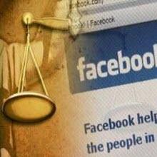 Avukatlar ve hakimler Facebook arkadaşı olamayacak