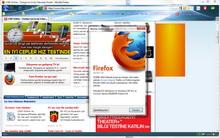 Firefox 3.6 RC testte ezdi geçti!