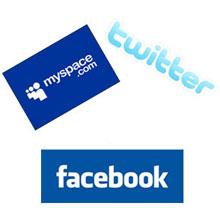 MySpace düşüyor!