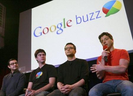 Google Buzz'da bu da oldu!