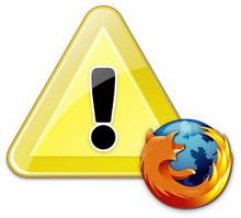 Zararlı Firefox eklentisi engellendi