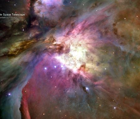 Bulunan iki yeni yıldız kümesi var.