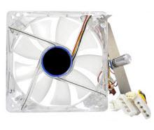 Daha küçük fan=Daha fazla gürültü!