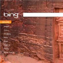 Bing'e içerik sınıflaması!