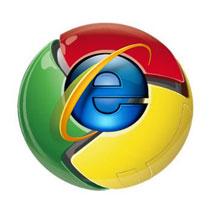 Hangisi önde, Chrome mu IE mi?