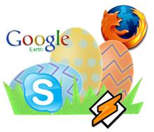 Süpriz yumurtalar: Yazılımlardaki gizli eğlenceler