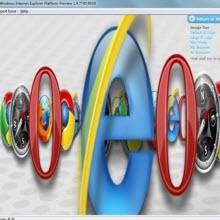 Internet Explorer tur bindirdi...