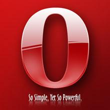 Opera: Çok yetenekli bir internet tarayıcı
