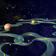 Hawking'den uzay yolculuğu ön görüleri