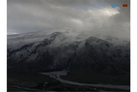 Eyjafjallajökull cam