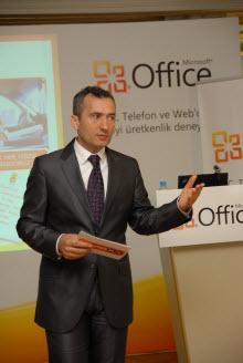 PowerPoint 2010 ile web'den sunum yapma imkanı