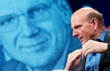 Steve Ballmer'dan Windows itirafı!