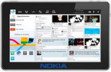 Nokia, tabletini hazırlıyor!