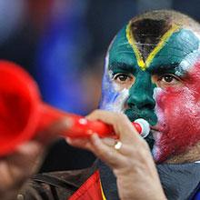 Vuvuzela sesini hayatınızdan çıkartın!