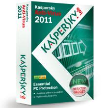 Kaspersky'den 2011 güvenlik paketleri!