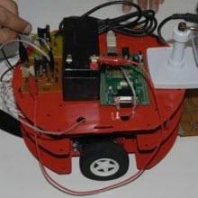 Hırsızlara karşı Türk yapımı robot