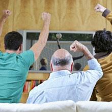 HD TV üreticileri Dünya Kupası'na duacı!