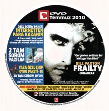 DVD Temmuz 2010