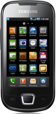Samsung Galaxy 3 bütün özellikler