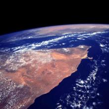 Afrika kıtası ikiye bölünmeye hazırlanıyor