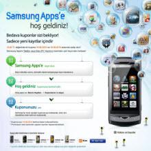 Samsung Apps'da neler var?