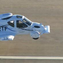 Uçan araba gelecek yıl satışta!