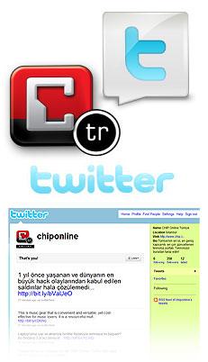 CHIP Online'ı Twitter'dan da izleyebilirsiniz